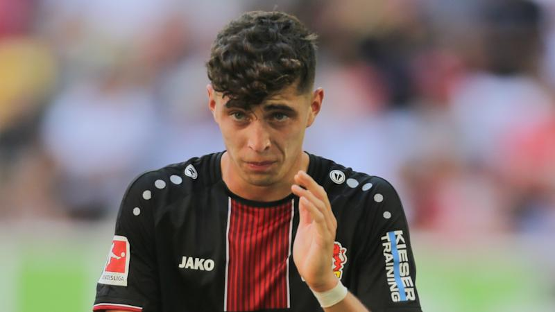 Havertz will not be risked for Bayer Leverkusen's DFB-Pokal semi-final amid injury concerns