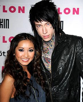 Brenda Song, Trace Cyrus Expecting First Child!
