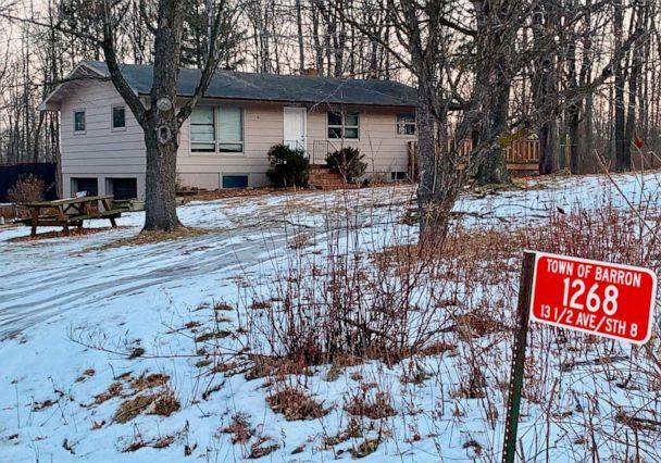 PHOTO: The home where teenager Jayme Closs lived with her parents is seen in Barron, Wis. (Jeff Baenen/AP, FILE)