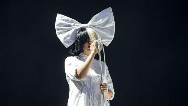PHOTO: In this Aug 20, 2016 file photo, Sia performs as part of the V Festival in Hylands Park, Chelmsford. (Joel Ryan/AP, File)
