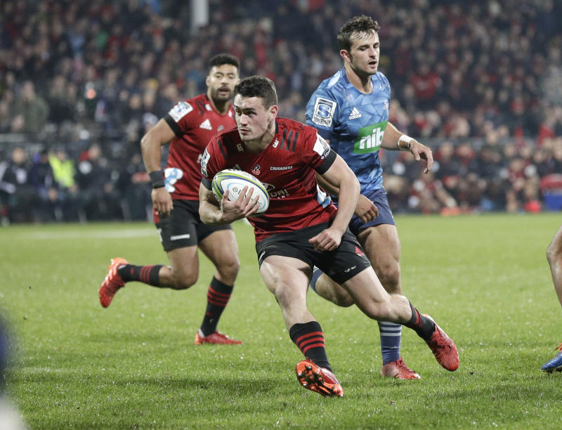 Crusaders vs Blues - Report - Super Rugby Aotearoa 2020 - 11 Jul, 2020