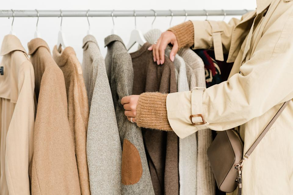The best Black Friday and Cyber Monday 2019 deals on clothes for men and women. (Photo: shironosov via Getty Images)