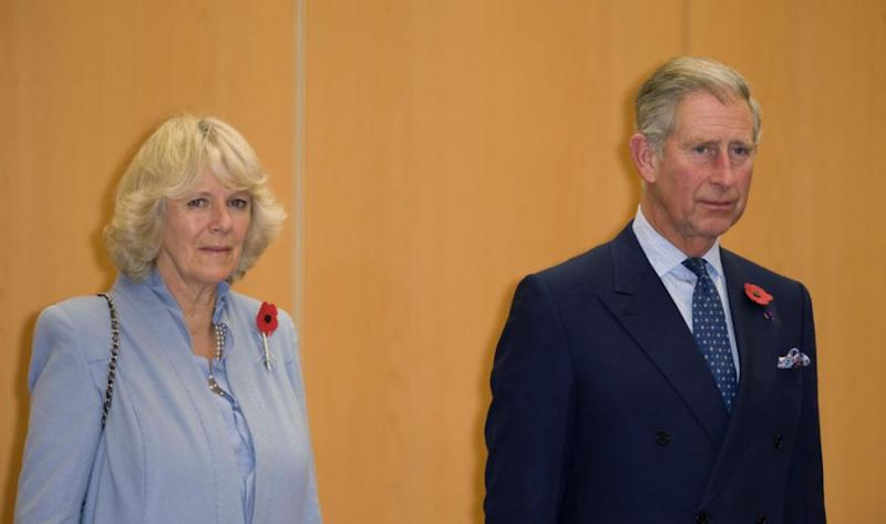 It comes after Camilla is reported to have pulled out of the royal couple's trip to Australia. Photo: Getty Images