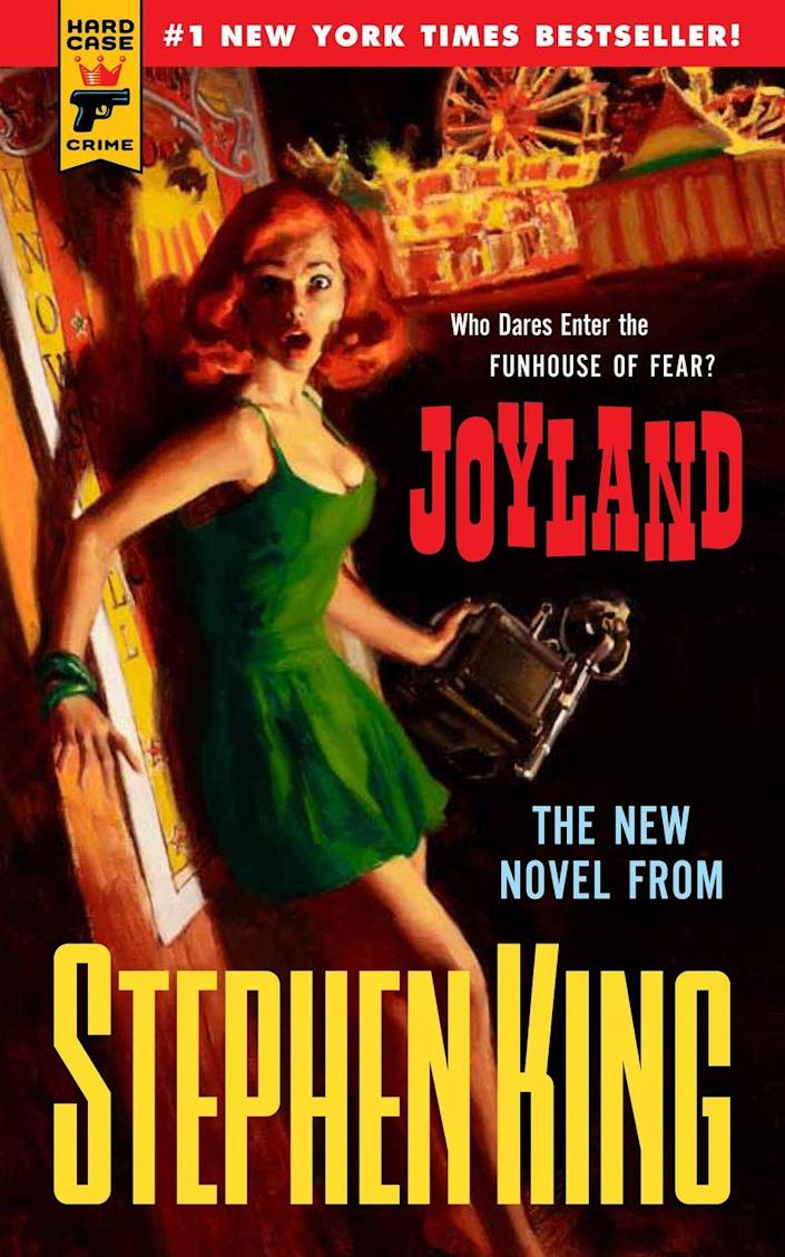 <p>Writer/director Tate Taylor (<i>The Girl on the Train</i>) has been championing this 2013 novel about a carnival worker in rural North Carolina who challenges the legacy of a brutal murder. </p><p>There's still no confirmed production schedule yet, which is disappointing for those of us wishing to hear some authentic carnie patois. </p>