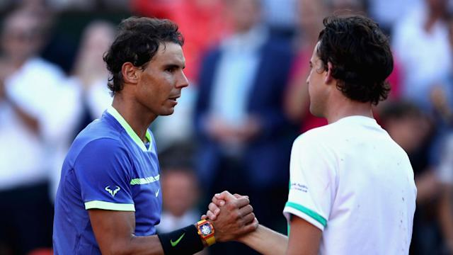 If he is to overcome Rafael Nadal in Monte Carlo, Dominic Thiem knows he must step up a gear from his win over Novak Djokovic.