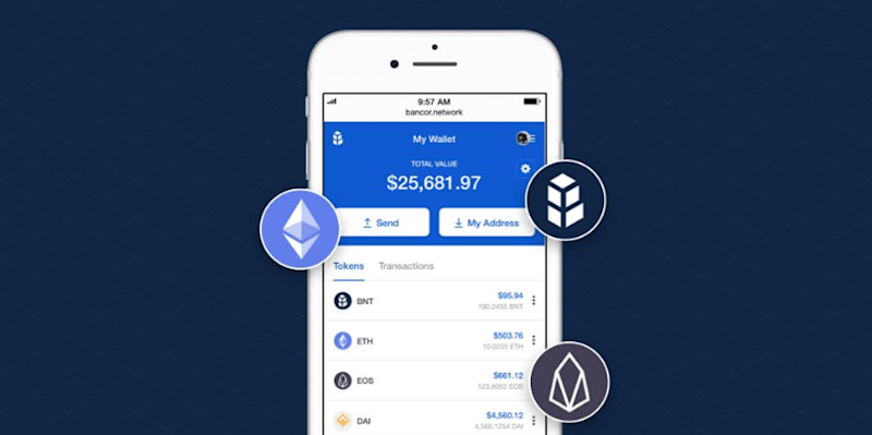 Bancor's new wallet enables 'one-click' conversions between Ethereum and EOS tokens