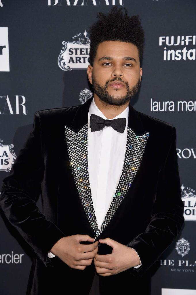 """<p><strong>Real name:</strong> Abel Makkonen Tesfaye</p><p>During a <a href=""""http://www.mtv.com/news/1714103/the-weeknd-reddit-ama/"""" rel=""""nofollow noopener"""" target=""""_blank"""" data-ylk=""""slk:Reddit AMA"""" class=""""link rapid-noclick-resp"""">Reddit AMA</a>, the singer revealed the meaning behind his stage name. """"I left home when I was about 17 dropped out of high school and convinced Lamar to do the same lol,"""" he said, referring to a member of his crew. """"We grabbed our mattresses from our parents threw it in our friends shitty van and left one weekend and never came back home. It was gonna be the title of HOB [House of Balloons]. I hated my name at the time though so I tried it as a stage name. It sounded cool. I took out the """"e"""" because there was already a Canadian band named The Weekend (copyright issues).""""</p>"""
