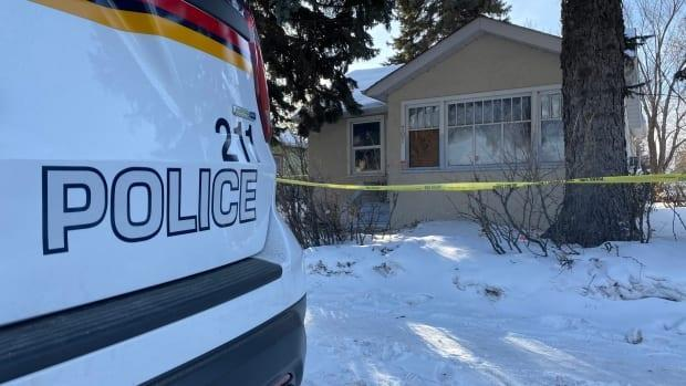Police say they were called to the home on 33rd Street W. shortly after 5 p.m. on Thursday.