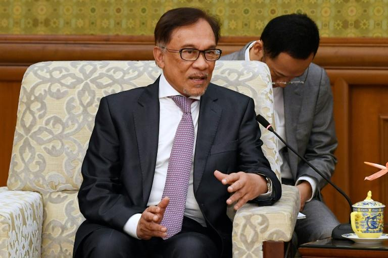 Malaysia's leader-in-waiting Anwar Ibrahim and the 'Pact of Hope' coalition unexpectedly swept to power in 2018