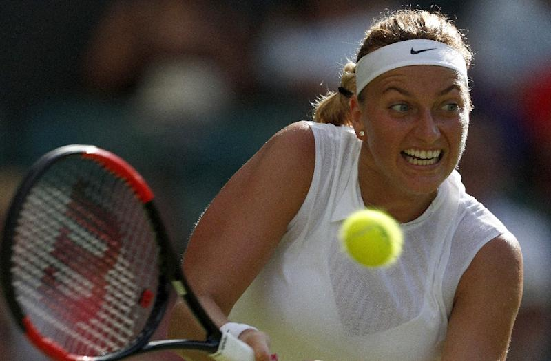 WIMBLEDON '17: Still without full strength, Kvitova favored
