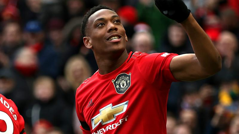 UEFA Europa League: Time for Anthony Martial to carry Man United's attack