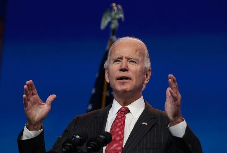 When he takes the oath of office on January 20, 2021, Joe Biden at 78 will be the oldest president in US history