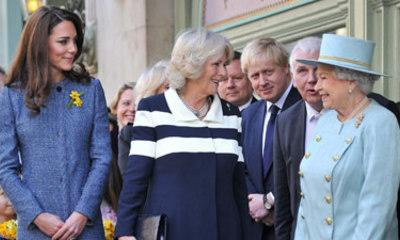 Philip And Kate Join Queen On Jubilee Tour