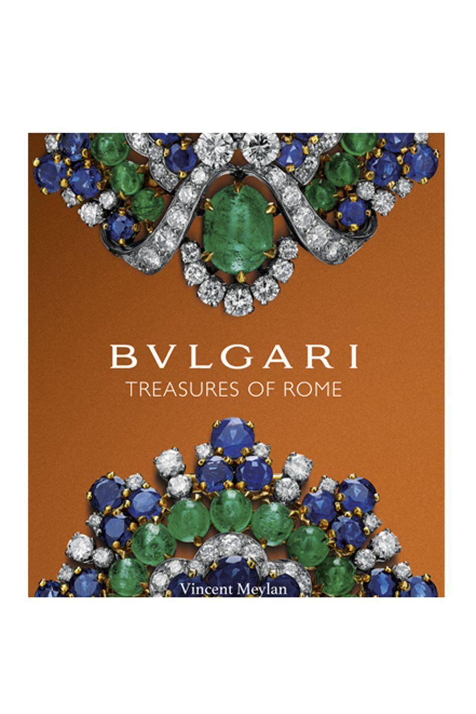 "<p><a href=""https://www.waterstones.com/book/bulgari/vincent-meylan/9781851498796"" rel=""nofollow noopener"" target=""_blank"" data-ylk=""slk:SHOP NOW"" class=""link rapid-noclick-resp"">SHOP NOW</a></p><p>Ever wondered how iconic pieces of jewellery are made? This book tells the story of Bulgari's jewellery making – all the way from mining the diamonds to the finished piece. With stories of how Richard Burton wooed Elizabeth Taylor with glittering Bulgari jewels, Bulgari is a beautiful new book celebrating the work of this Rome-based jeweller and all the anecdotes that are intertwined with it. </p><p><em>Blvgari: Treasures of Rome, £55, Waterstones</em><br></p>"