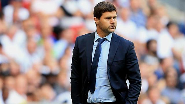 Tottenham began their Premier League season with a 2-0 win at 10-man Newcastle United and Mauricio Pochettino felt it should have been more.