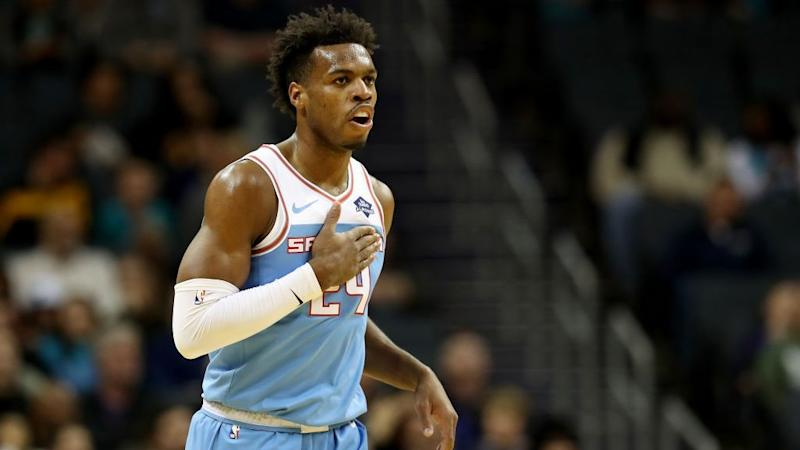 Buddy Hield, Kings have 4-year, $94M deal