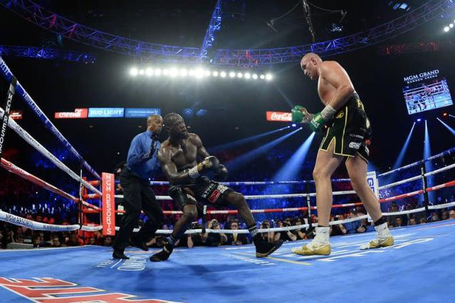 FILE PHOTO: Boxing: Wilder vs Fury II