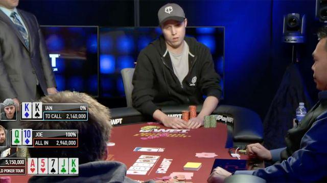 How did Steinman know? Image: WPT