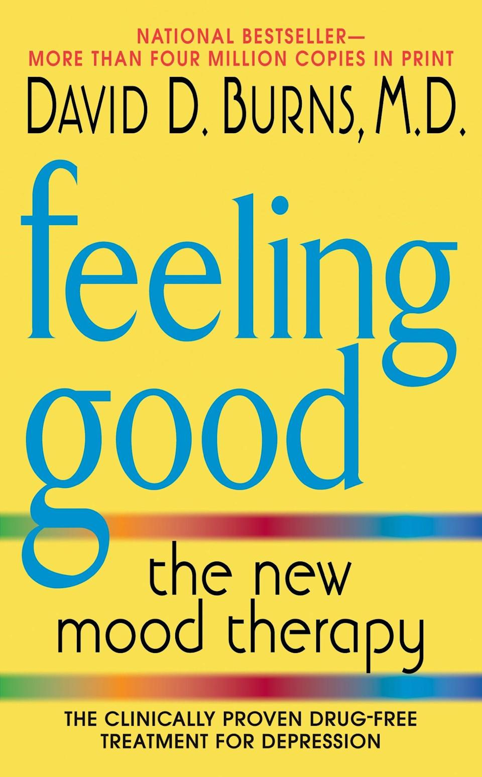 <p>Procrastination, guilt, anxiety, and low self-esteem can be cured by something other than drugs: In <span>Feeling Good</span>, David D. Burns, MD, outlines the strategies that will immediately boost your mood and transform your outlook for the better. </p>