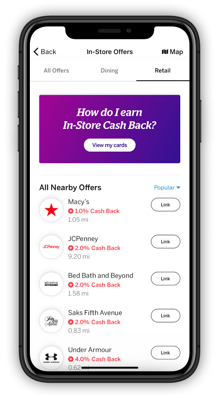Formerly eBates, the Rakuten app, site and browser extension helps you find thousands of coupons, promo codes and discounts – plus get cash back with online purchases.
