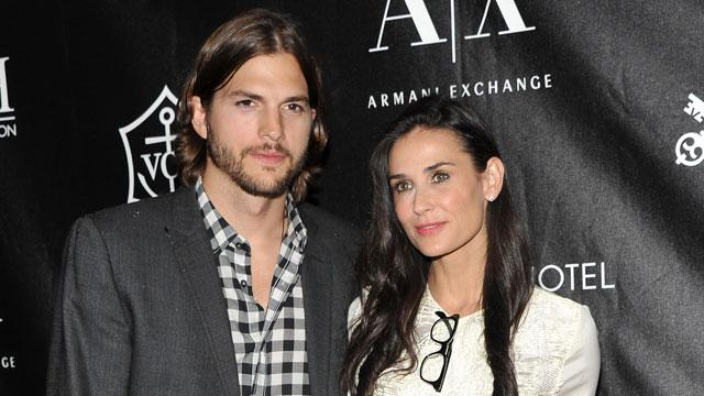 Demi Moore and Ashton Kutcher Are Divorcing