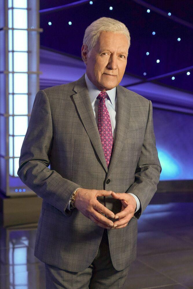 Alex Trebek | Eric McCandless/abc