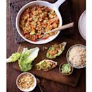 """<p>Try this healthy, low carb recipe for a simple and delicious meal.</p><p><strong>Recipe:<a href=""""https://www.goodhousekeeping.com/uk/food/recipes/a551922/kung-pao-turkey-wraps/"""" rel=""""nofollow noopener"""" target=""""_blank"""" data-ylk=""""slk:Kung Pao Turkey Wraps"""" class=""""link rapid-noclick-resp""""> Kung Pao Turkey Wraps</a></strong></p>"""