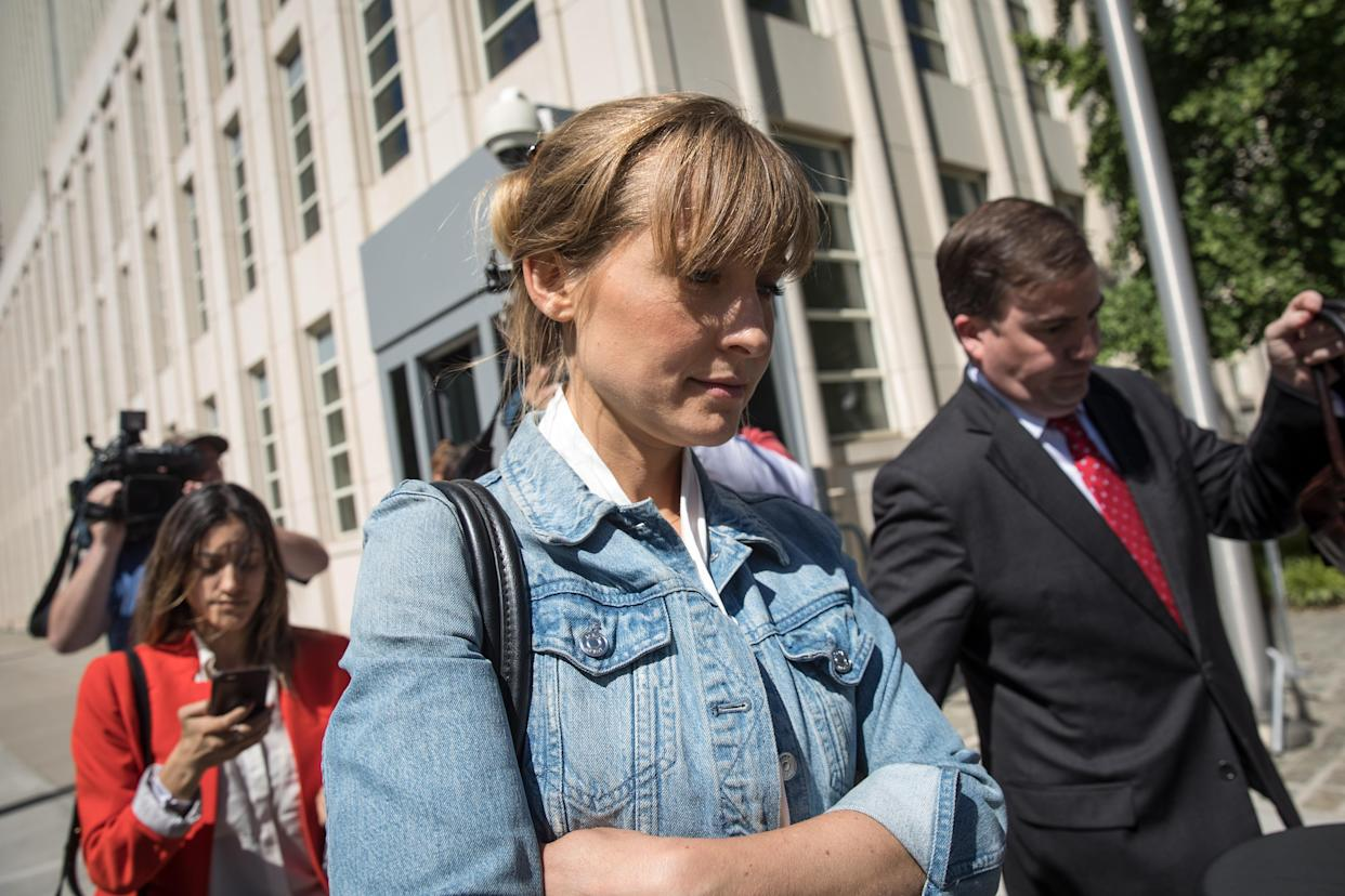 Allison is now facing additional charges of racketeering conspiracy. Photo: Getty
