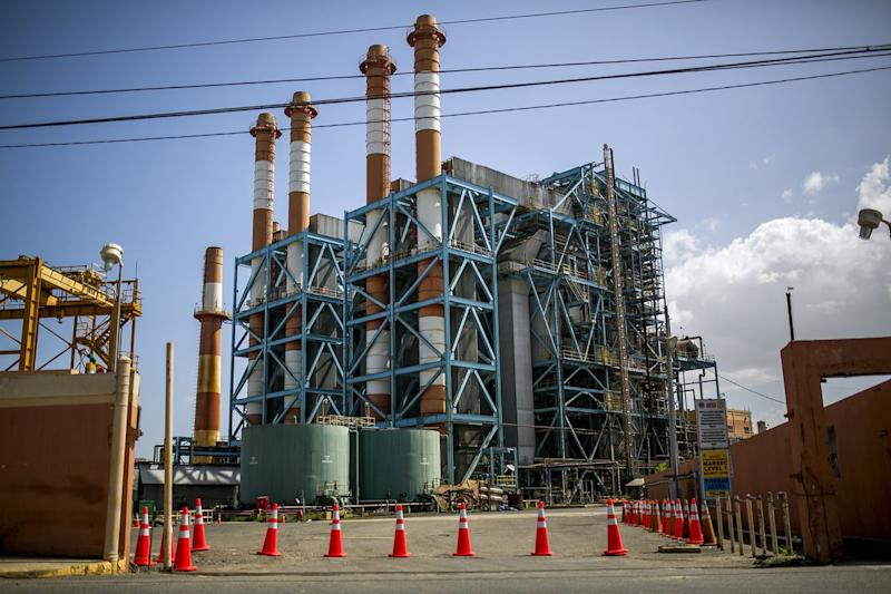 Puerto Rico Bankrupt Utility Is Leaderless After Pay Scandal