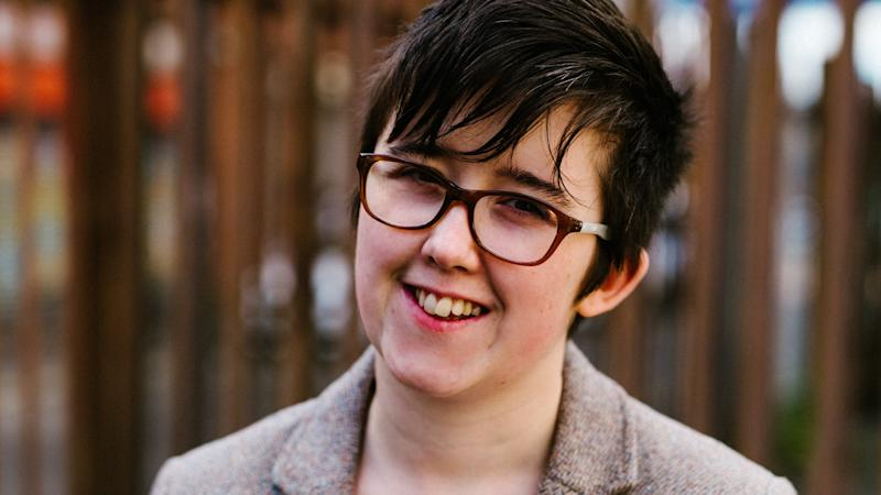 Man charged by detectives investigating Lyra McKee murder