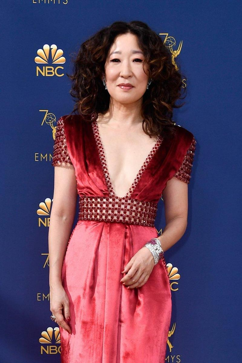 Sandra Oh (Getty Images)