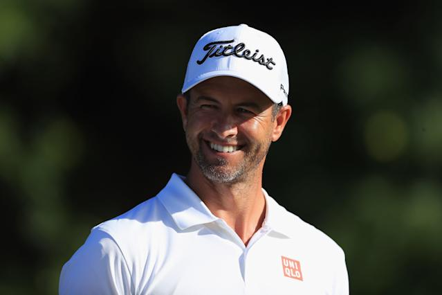 Adam Scott might be eliminating the World Golf Championship events with new compact PGA Tour schedule