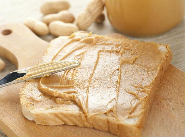 <b>Peanut Butter</b> <br>Never thought this would make it to this list, did you? However, peanut butter is rich in protein, vitamin E as well as fibre. Moreover, it is capable of providing the requisite amounts of calorie to the body. Therefore, shy not from the tasty spread!
