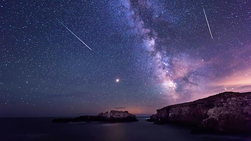 Perseid Meteor Shower Peaks Soon