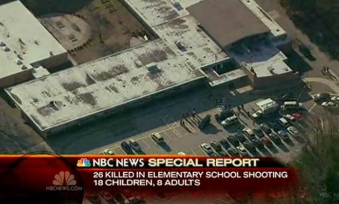 WATCH LIVE: NBC's TV coverage of the deadly Connecticut school shootings