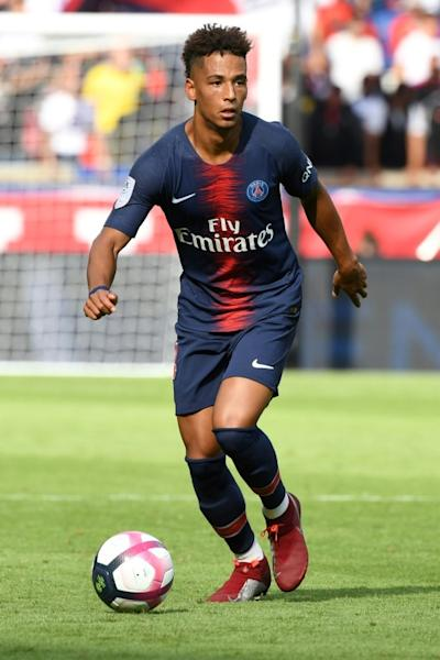 Thilo Kehrer only lasted 45 minutes on his PSG debut