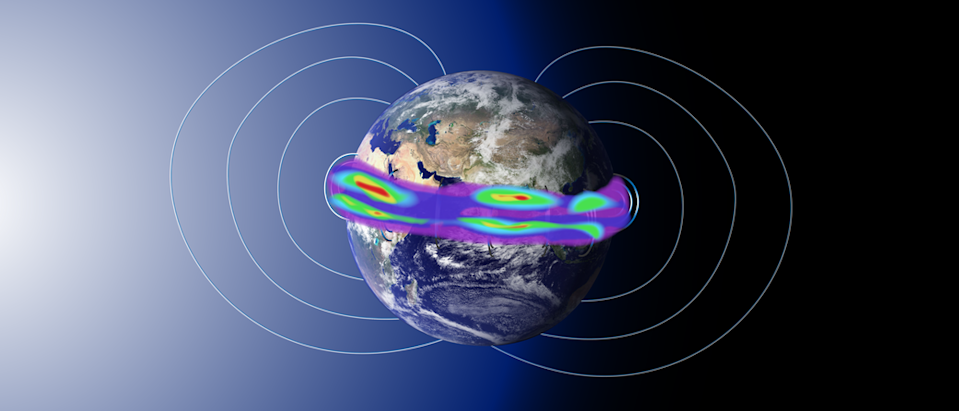 Could Earth's magnetic poles flip? (PIcture Getty)