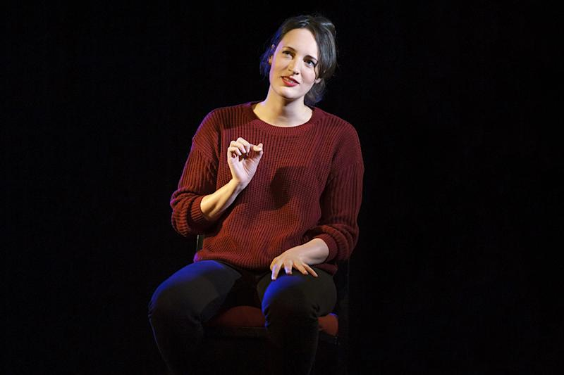 Phoebe Waller-Bridge's one-woman show version of Fleabag is headed to movie theaters