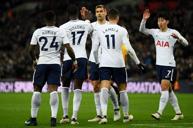 Tottenham to face winners of Sheffield Wednesday and Swansea City in FA Cup quarter-finals should they progress past Rochdale