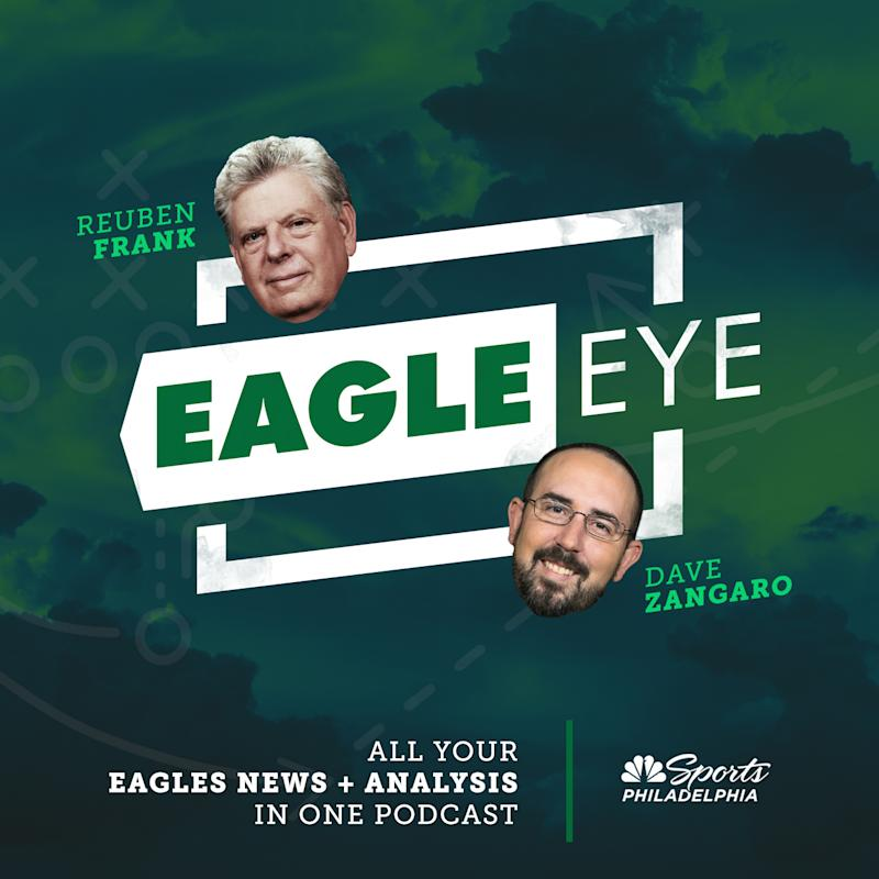 Eagle Eye podcast: Disciplining DeSean, Mahomes' money, and more