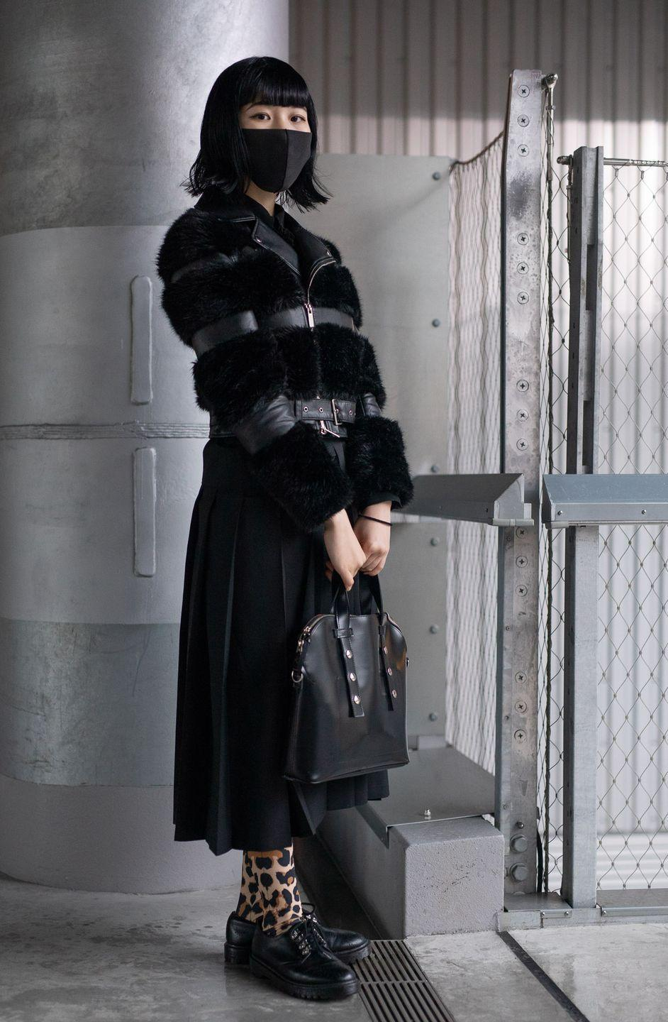 """<p>For an updated take on the shearling jacket, try a style with faux leather accents and moto-inspired details. </p><p><strong>Get the look: Stand Studio</strong> Kristy faux shearling jacket, $369, <a href=""""https://go.skimresources.com?id=74968X1525079&xs=1&url=https%3A%2F%2Fwww.mytheresa.com%2Fen-us%2Fstand-studio-kristy-faux-shearling-jacket-1646900.html%3Fgclid%3DCj0KCQjwreT8BRDTARIsAJLI0KIvN1lz6zKAhks83q9Qw6lSEMbmK75Gw3dg6utra6fT3Bm3zg5M5A8aAqPCEALw_wcB%26utm_source%3Dsea_pla%26utm_medium%3Dgoogle%26utm_campaign%3Dgoogle_sea%26ef_id%3DCj0KCQjwreT8BRDTARIsAJLI0KIvN1lz6zKAhks83q9Qw6lSEMbmK75Gw3dg6utra6fT3Bm3zg5M5A8aAqPCEALw_wcB%3AG%3As%3Fpr%3Dlptest1"""" rel=""""nofollow noopener"""" target=""""_blank"""" data-ylk=""""slk:mytheresa.com"""" class=""""link rapid-noclick-resp"""">mytheresa.com</a>.</p>"""