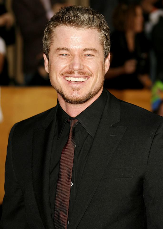 """<a href=""""/eric-dane/contributor/58040"""">Eric Dane</a> at the <a href=""""/the-2007-screen-actors-guild-awards/show/40550"""">13th Annual Screen Actors Guild Awards</a>."""