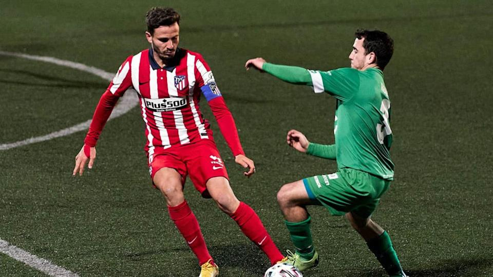 Cornella v Club Atletico de Madrid - Copa del Rey | Quality Sport Images/Getty Images