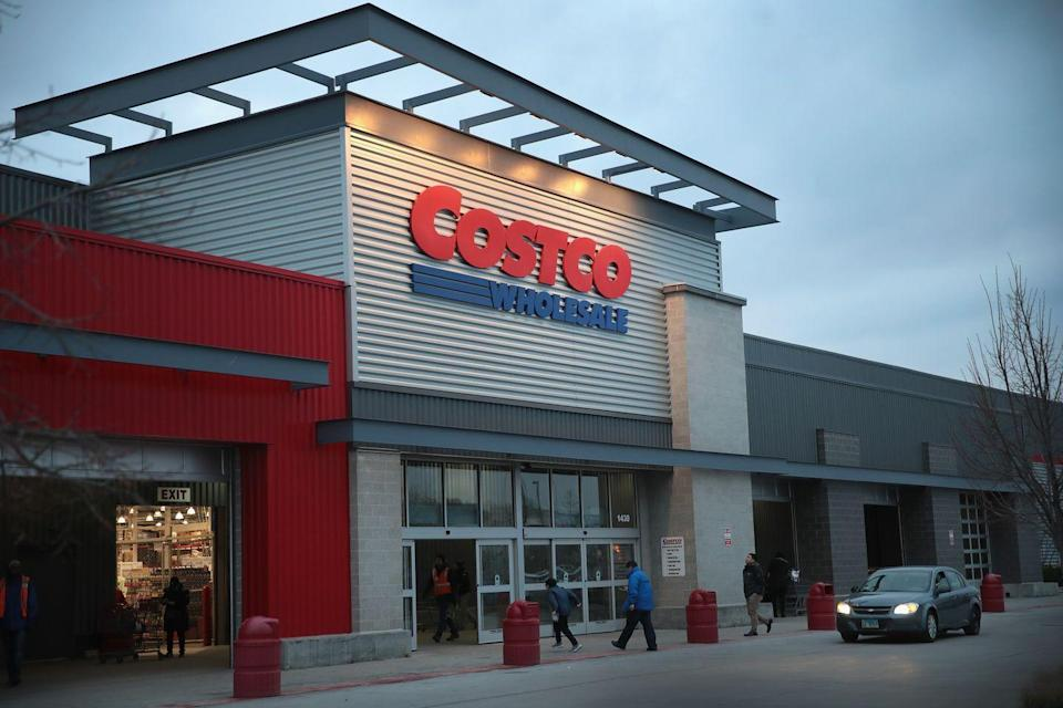 """<p>If lines and crowds aren't your thing, you can snag your favorite Costco prices online instead. Most <a href=""""https://www.costco.com/my-life-membership-tips.html"""" rel=""""nofollow noopener"""" target=""""_blank"""" data-ylk=""""slk:major cities"""" class=""""link rapid-noclick-resp"""">major cities</a> have Costco items available for online delivery. </p>"""