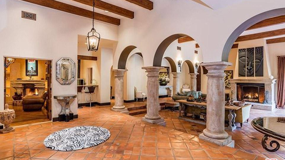 Kendall Jenner has just purchased this Spanish-style estate for a whopping $10.8 million.