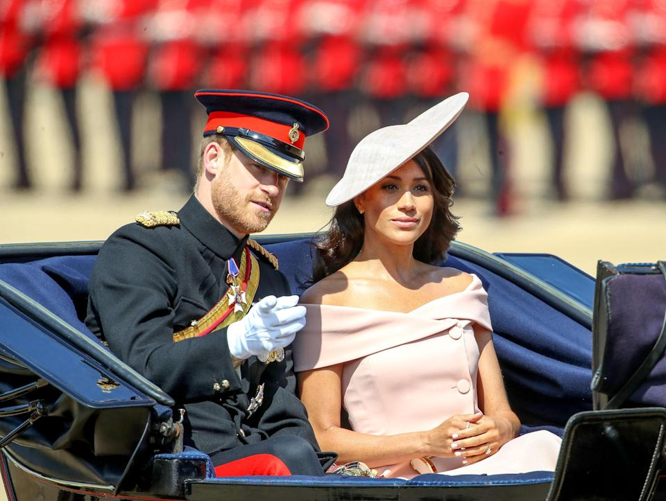 The Duke and Duchess of Sussex are back from their honeymoon. (Photo: Mike Marsland/WireImage)