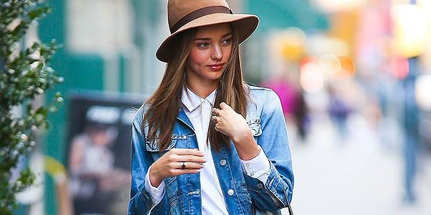 Get the Look for Less: Miranda Kerr's Chic City Street Style