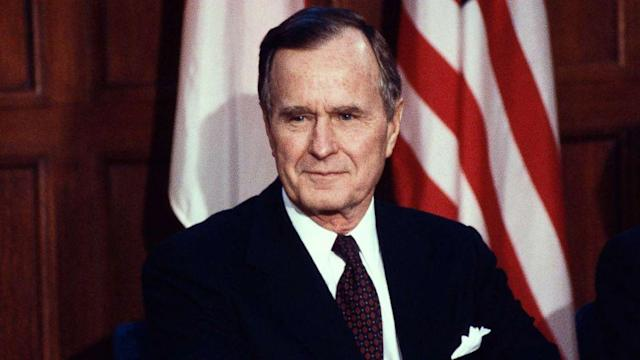 Former President George H.W. Bush dead at 94 (ABC News)