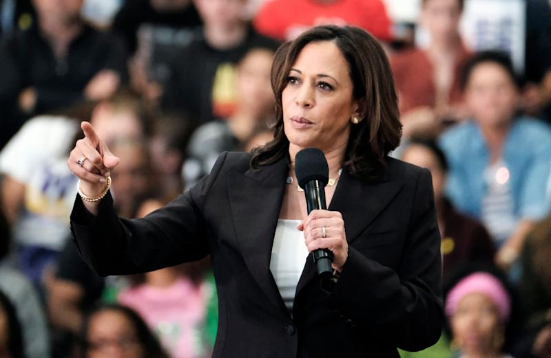 Sen. Kamala Harris (D-Calif.) introduced a bill that would guarantee PrEP is covered under insurance plans. (Photo: Richard Vogel/AP)