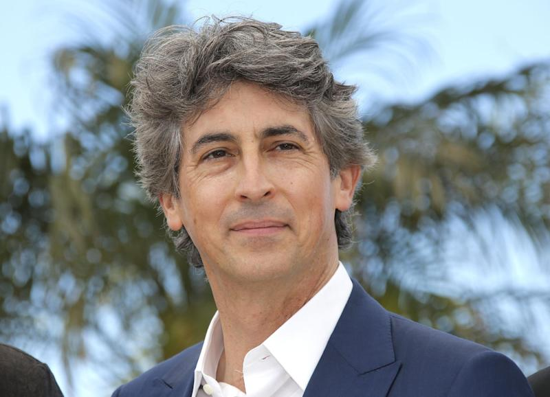 "FILE - This May 23, 2013 file photo shows director Alexander Payne during a photo call for his film ""Nebraska"" at the 66th international film festival, in Cannes, southern France. The film is being released in the U.S. on Nov. 15, 2013. (AP Photo/Lionel Cironneau, File)"